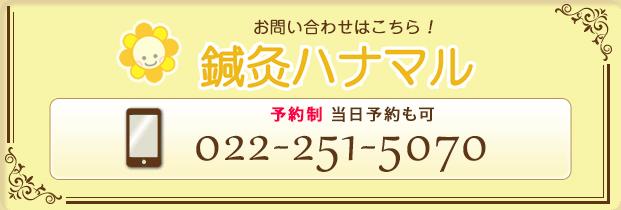 電話番号:022-251-5070